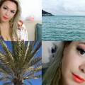 Spring-Makeup-Look-Orange-Lips-Maya-Montri