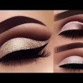 Amazing-Glam-Makeup-Tutorials-Compilation-2017-Party-Glam-Tutorial-MUST-Cute-Girly-Hairstyles
