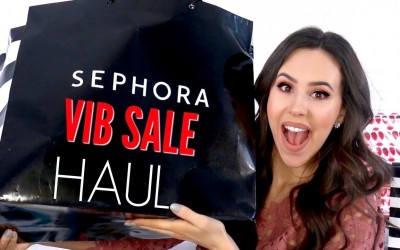 BIGGEST-MAKEUP-HAUL-EVER-Sephora-VIB-Sale-Haul-2017
