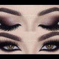 Cat-Smokey-Eyes-Batom-Vinho-Paleta-Gwen-Stefani-Lip-Liner-Huda-Beauty-Melissa-Samways-BR-