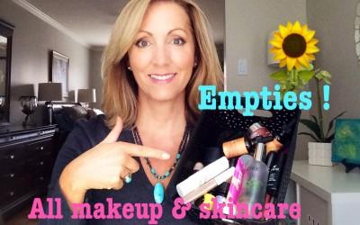 Empties-Makeup-Skincare-
