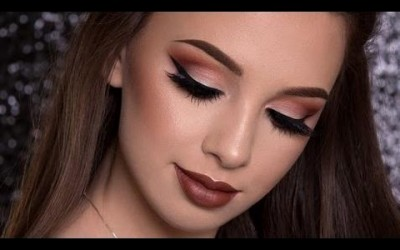 Everyday-Makeup-Warm-Brown-Makeup-Tutorial-FALL-MAKEUP-LOOK