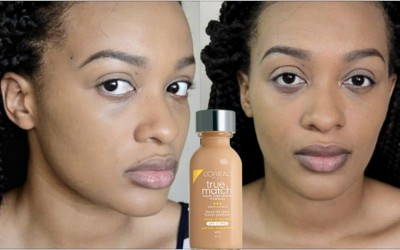 Foundation-Loreal-Paris-True-Match-Superblendable-Foundation-Review-and-Demo