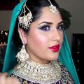 Get-Ready-With-Me-Pakistani-wedding-Makeup-Munni-Sanchez-2k17