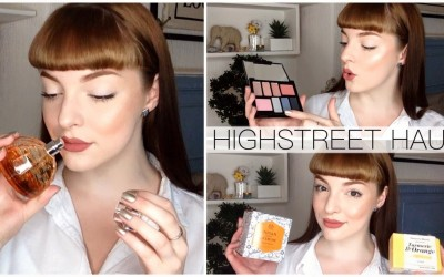 HIGHSTREET-HAUL-Haircare-Skincare-Makeup-The-Body-Shop-Superdrug-etc.