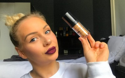 LA-GIRL-Ultra-HD-Foundation-Review-Quick-5-mins-review-and-Dupe-for-Makeup-Forever-Foundation