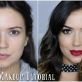 Makeup-Tutorial-Vintage-Glam-Makeup-Look-TheMakeupChair