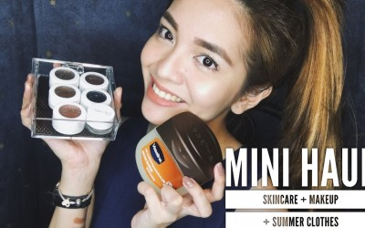 Mini-Haul-Skincare-Makeup-and-Summer-Clothes-Elle-Mayandia