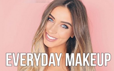 Natural-Makeup-Tutorial-for-Everyday-School-Work