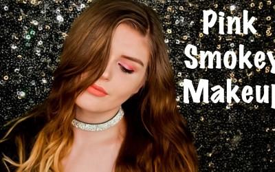 Pink-Smokey-Eye-Makeup