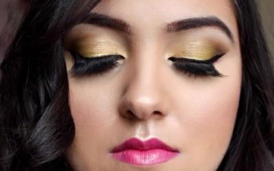 Purple-Gold-South-Asian-Wedding-Makeup-Look-