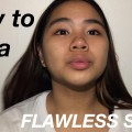 SKINCARE-ROUTINE-2017-how-to-get-a-flawless-skin...