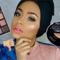 Testing-New-Makeup-Kiss-ProTouch-Cushion-Foundation-Sigma-Smokescreen-Palette-More