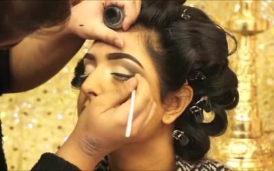 Traditional-VS-Contemporary-Asian-Walima-Bridal-Makeup-Smokey-Eyes-Photoshoot-humera