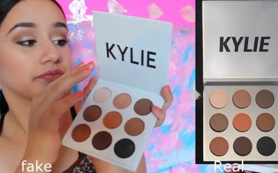 7-FAKE-Kylie-Kyshadow-Palette-Review-Comparison-Swatches-Makeup-Tutorial-AliExpress