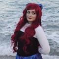 Ariel-The-little-Mermaid-MakeupHairCostume-Transformation-etc.