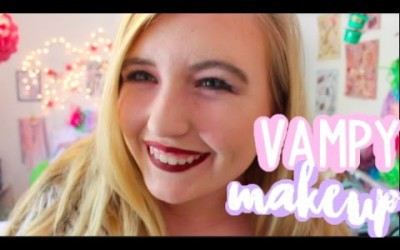 Easy-Vampy-Makeup-Look-Courtney-Graben