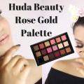 Huda-Beauty-Rose-Gold-Palette-Black-Gold-Eye-Makup-Girlymoon__