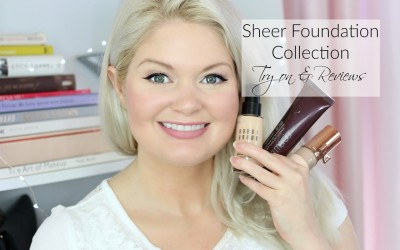 Makeup-Collection-Sheer-Coverage-Foundations-Try-on-Review