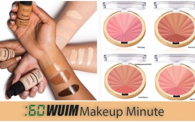 Makeup-Minute-The-Ordinary-Foundation-BACK-IN-STOCK-NEW-Milani-Color-Harmony-Blushes