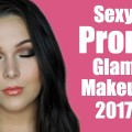 Sultry-Glam-Prom-Makeup-Tutorial-2017