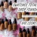Swatches-TOTAL-CONTROL-DROP-Foundation-24-tonos-NYX-COSMETICS-Szamosi-Makeup