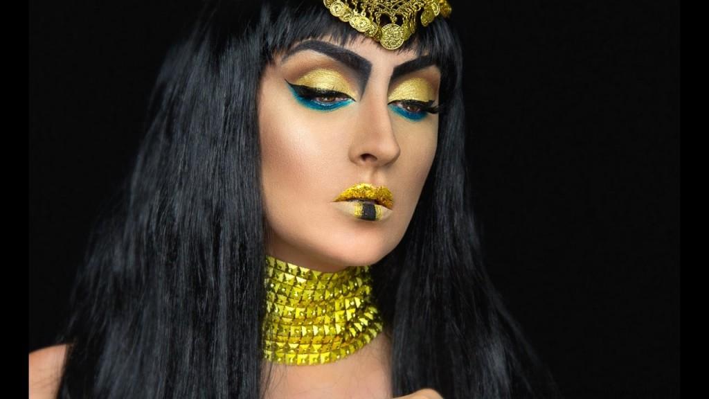Cleopatra Halloween Makeup Tutorial Ina Pandora Mua