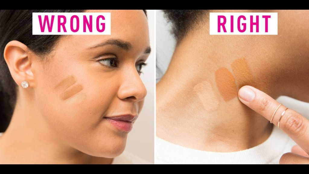 Easy And Best Way To Apply Liquid Foundation Like A Pro Beauty Tips Nowchic Com