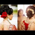 Best-Indian-Wedding-Hairstyle-Short-and-quick-Indian-Bridal-HairStyle-Step-By-Step